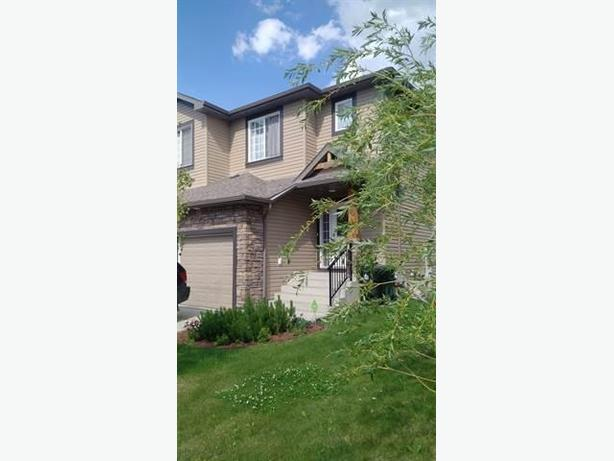 3 bedroom Duplex for rent in Downtown Edmonton is available now.