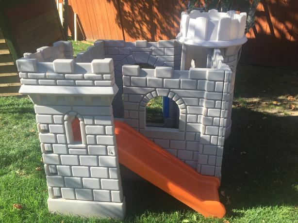 Castle Playground for Toddlers