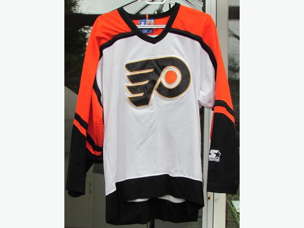 Starter Philadelphia Flyers NHL Jersey -Youth Large