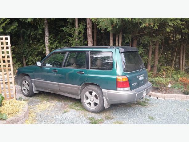 Subaru Forester (1999)
