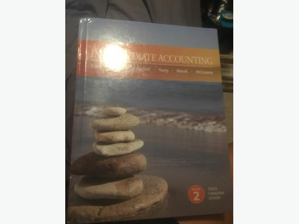 Intermediate Accounting -10th canadian edition Volume II