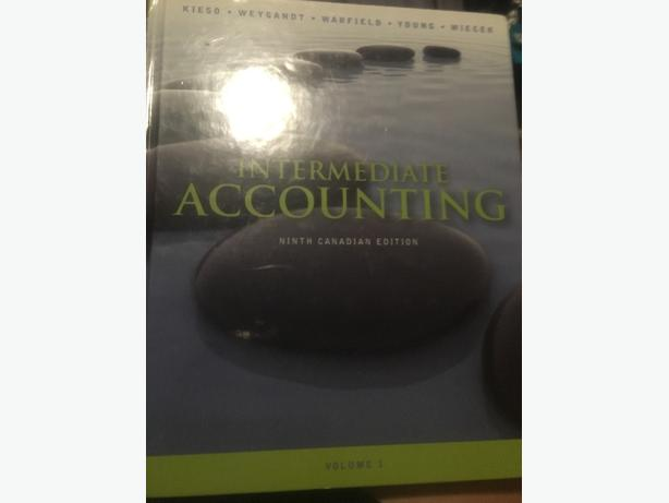 Intermediate Accounting - Ninth Canadian Edition- Volume 1