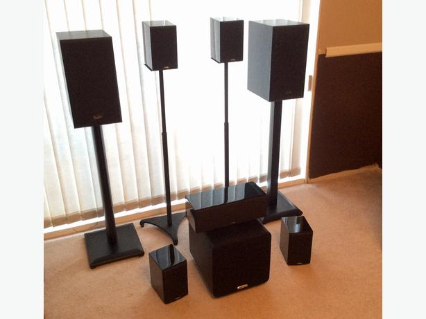 7.1 Surround Sound Speaker System