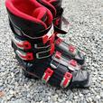 Ski boots, ski's, snowboard