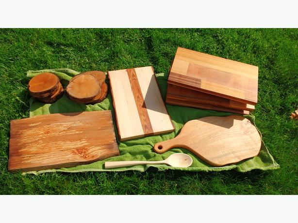 Beautiful Wooden Cutting Boards