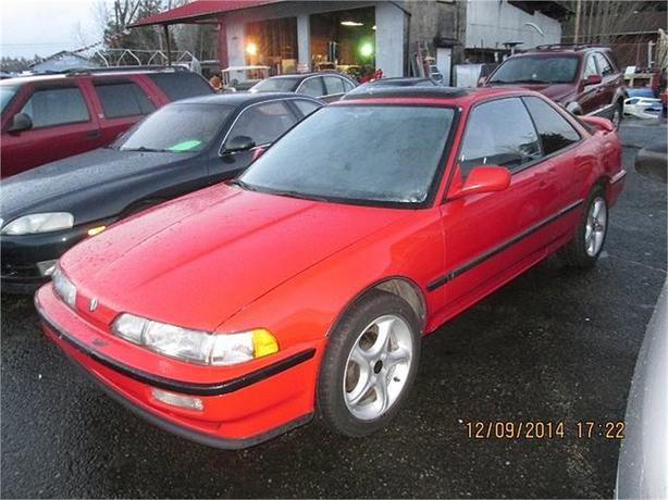 1990 Acura Integra GS Coupe