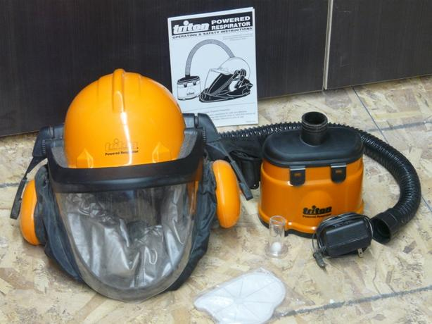 Triton Powered Respirator