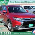 2016 Mitsubishi Outlander SE - AWD HTD SEATS 7PASS WARRANTY