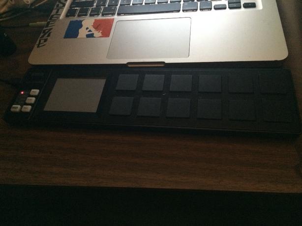 Nano Pad/Beat Pad for Beat Makers