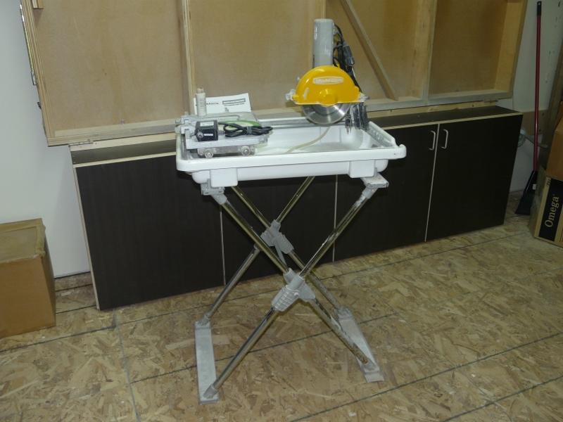 workforce tile saw thd850 manual