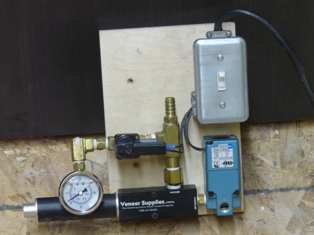 Vacuum Pump - 9 CFM Venturi