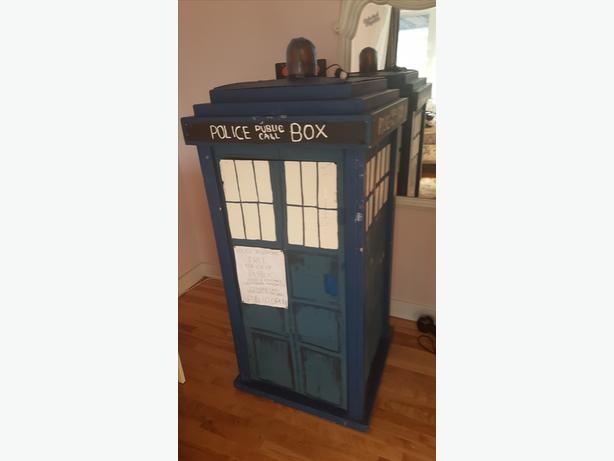 FREE: Dr Who Tardis