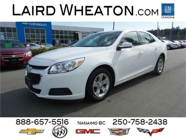 2015 Chevrolet Malibu LT w/ 4G WiFi Hotspot and