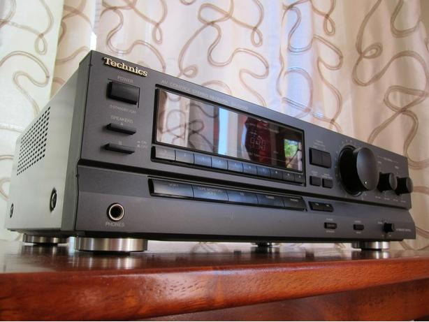 TECHNICS SA-GX130 STEREO RECEIVER *MADE IN JAPAN*