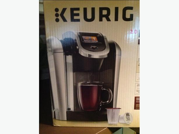 Keurig Brewing Machine