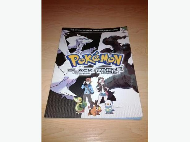 Pokemon Black & White Version The Official Strategy Guide Vol.1