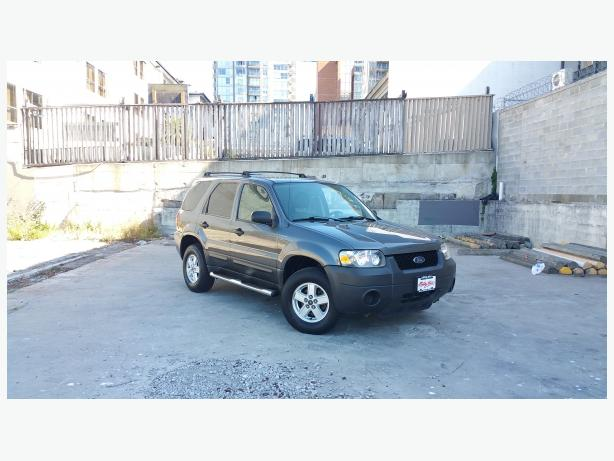 2006 Ford Escape 4Cyl