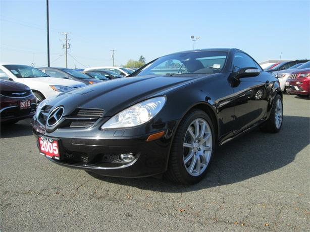 2005 Mercedes Benz Slk350 Slk 350 Outside Nanaimo Nanaimo