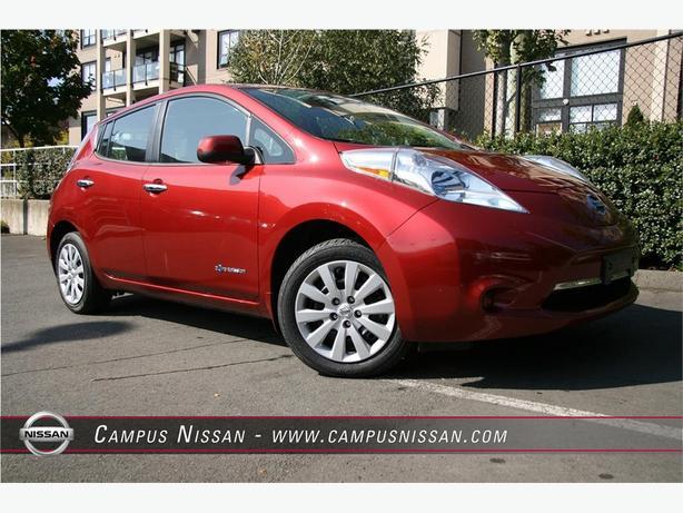 2014 Nissan Leaf S - ZERO EMISSIONS