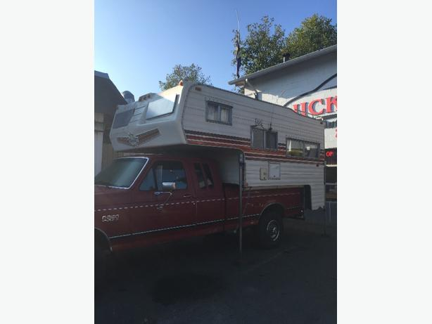 90's Camper For Sale