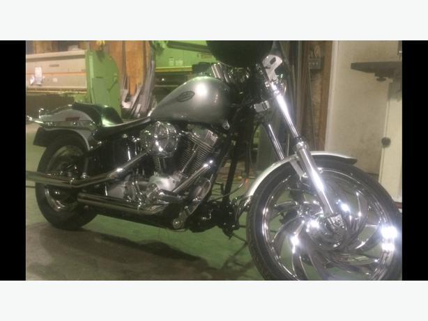 2005 Harley Davidson softail.