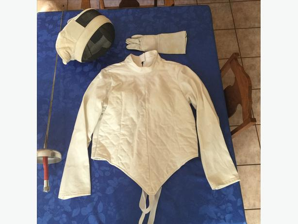 Women's Fencing gear