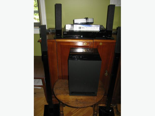 Sony Blu Ray Disc/DVD Home Theatre System