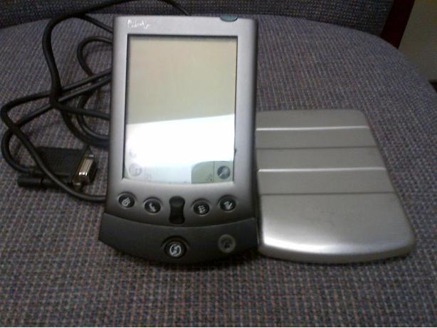 PALMONE PALM Vx HAND HELD PC POCKET PDA STYLUS CASE CHARGER
