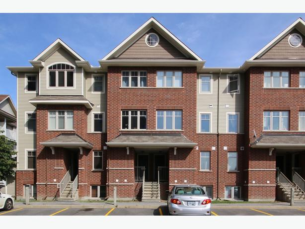 2 Bedroom lower unit at Baycrest Gardens