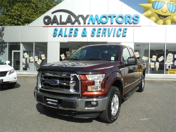 2015 Ford F-150 XLT Super 2.7L V6 Regular Box - 4WD