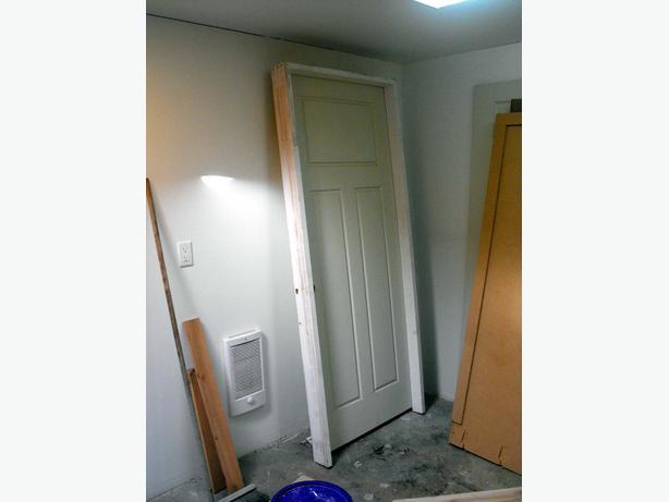"""Interior 34""""  pre-hung door"""