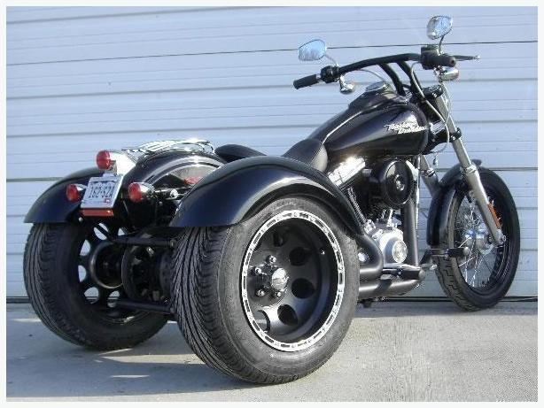 NEW Harley Davidson Dyna 1990 - 2005 Trike Conversion Kit