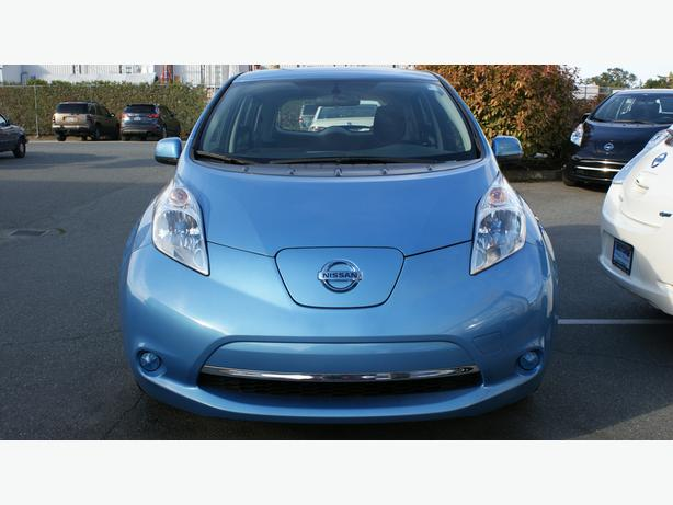 2014 Nissan LEAF S - Backup Camera - Heated Seats Pkg - M8517