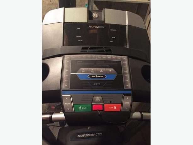 Treadmill Hardly Used!