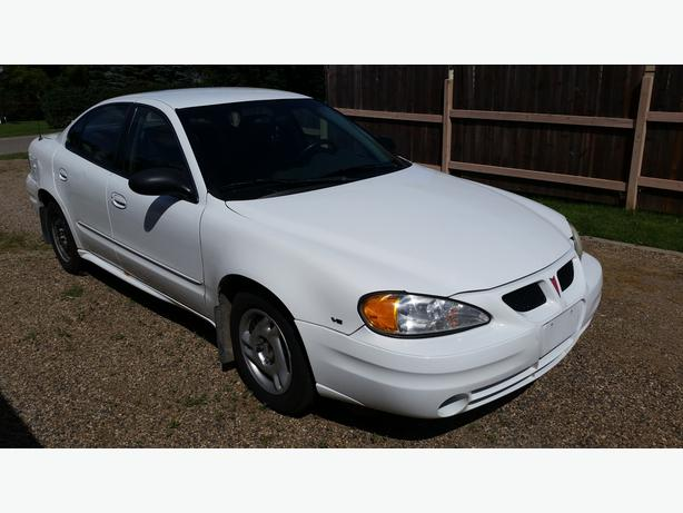 2005 Pontiac Grand Am – LOW KILOMETERS!