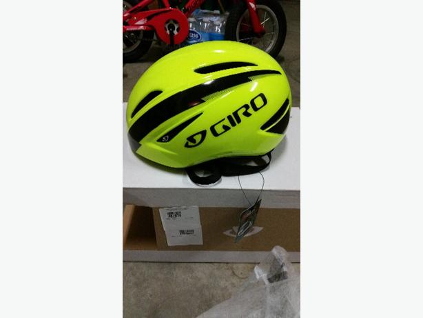 Giro Attack road helmet