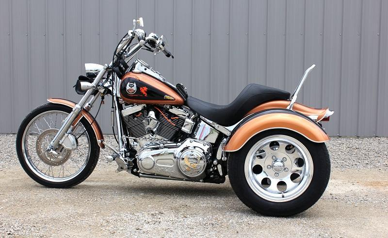 Harley Davidson Trike Conversion Kit Canada