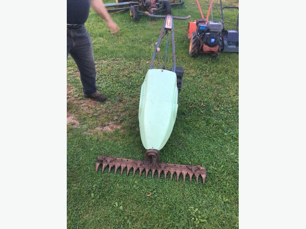 bush cutter 3.5hp