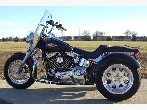 Harley Davidson Red Deer >> NEW Harley Davidson Softails Trike Conversion Kit Outside Victoria, Victoria