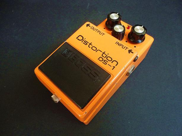 Vintage BOSS DS-1 Distortion