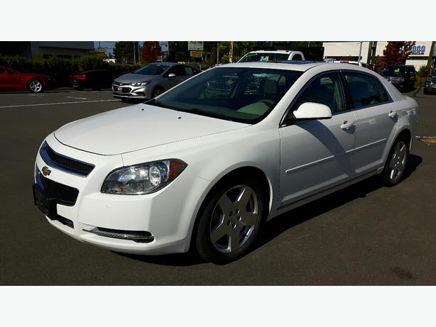 USED 2009 CHEVROLET MALIBU LT FOR SALE IN PARKSVILLE