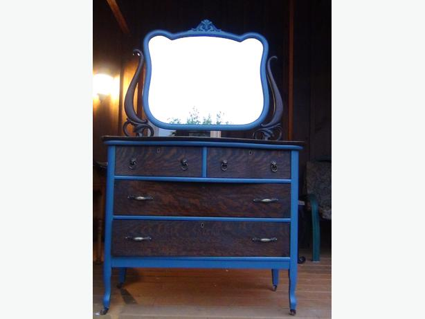 Oak Antique Dresser