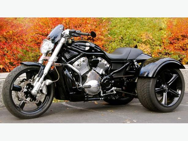 NEW Harley V-Rod Trike Conversion Kit
