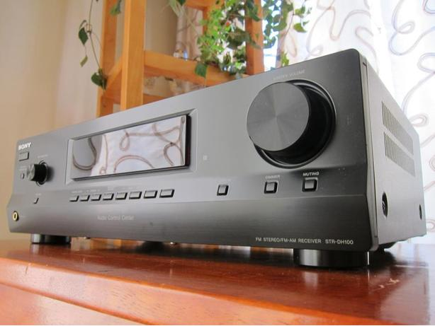 SONY STR-DH100 STEREO AM/FM RECEIVER 2010 MODEL, NICE!