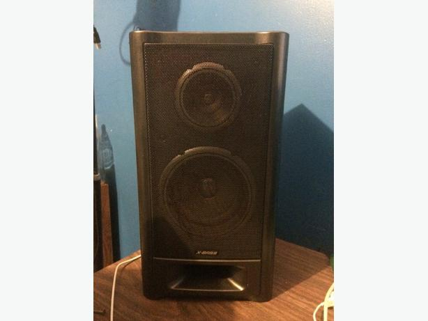 X-Bass Speakers