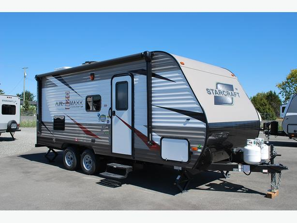 2016 Starcraft AR-One 20 BHLE MAXX bunk house travel trailer
