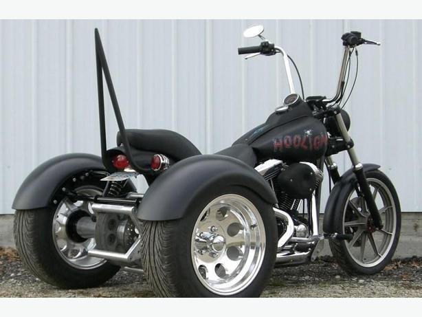 Harley-Davidson FXR Trike Conversion