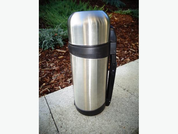 Wide mouth Stainless Thermos