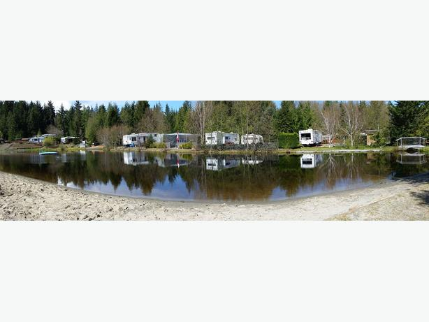 Spiderlake Springs Vacation Property - Lot