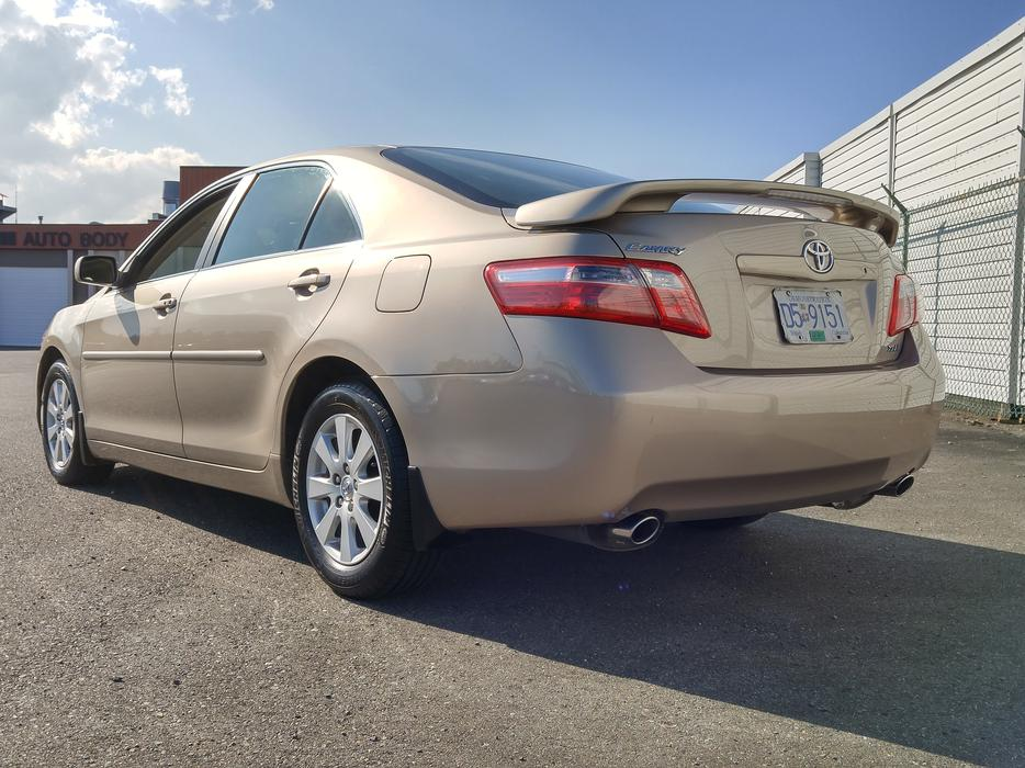 2007 toyota camry xle v6 outside victoria victoria mobile. Black Bedroom Furniture Sets. Home Design Ideas